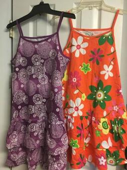 2 girls xl 14 16 summer sundresses