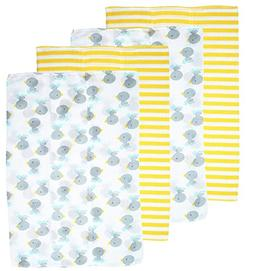 Gerber Prefold Gauze Cloth Diapers, 4 Count, One Size