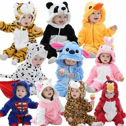 Baby Rompers Hello Kitty Girls Clothes New Born Baby Cartoon