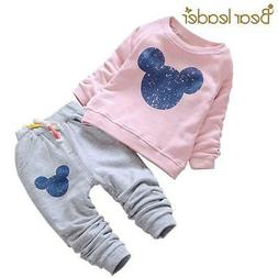 Bear Leader Baby Girls Clothes Casual Spring Baby Clothing S
