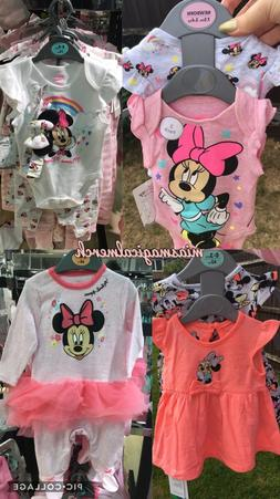 bnwt primark baby girl s minnie mouse