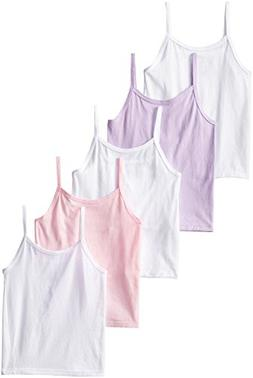 Hanes Big Girls' Camis, Assorted, Large