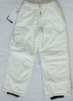 White Sierra Girls Cruiser Pant, Cloud, XX-Small