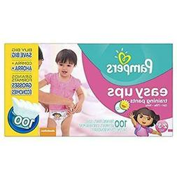Pampers Easy-Ups Training Pants - Girls - 100 ct., Size 2t-3