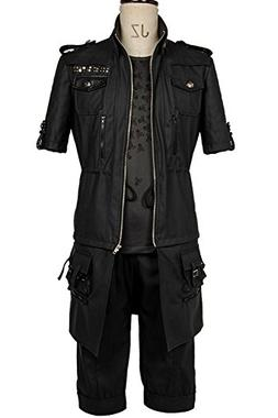 SIDNOR Final Fantasy FF15 XV Noctis Lucis Caelum Noct Jacket