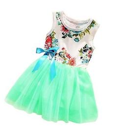 girl baby girls floral flower girl dress