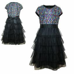 Girl Kid Teen National Pageant Wedding Formal Party Dance Bl