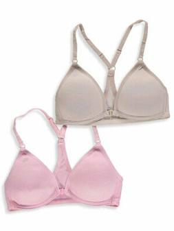 Limited Too Girls' 2-Pack Padded Bras