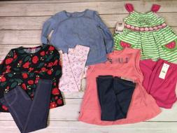 Girls 4T Lucky Brand Carters & Kids Headquarters Clothing Lo