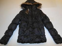 Girls coats Girls clothes Outerwear Girls jackets Black remo