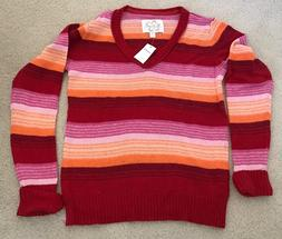 Limited Too - Girls Long Sleeve Light Weight Sweater Top Siz