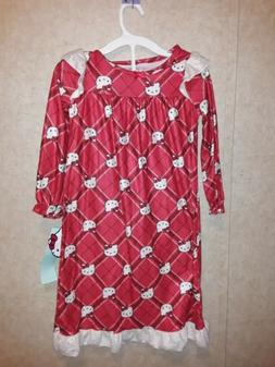 girls nightgown size 4 5 small new