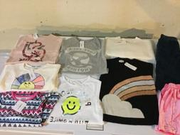 Gymboree Girls Size 3 & 3T Fall Winter Clothes Lot NEW With