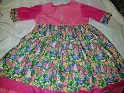 Girls Size 6-8 Boutique Holiday Clothing Dress & Play Clothe