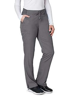 Grey's Anatomy 4277 Straight Leg Pant Granite XXS Tall