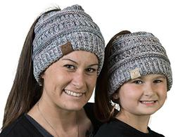 gWBT.KBT-6800-816.65 Mother & Child Matching Beanie Bundle :