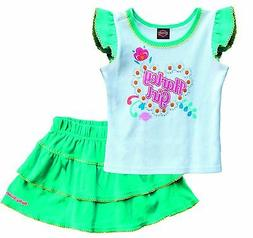 Harley-Davidson Toddler Girl T-Shirt & Skirt Gift Set - Dais