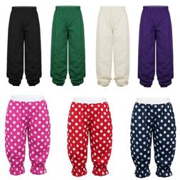 Kids Boys Girls Clothes Harem Long Pants Boy Child Sports Ca