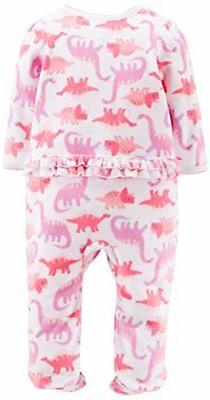 2 Pack Fleece Footed and Play