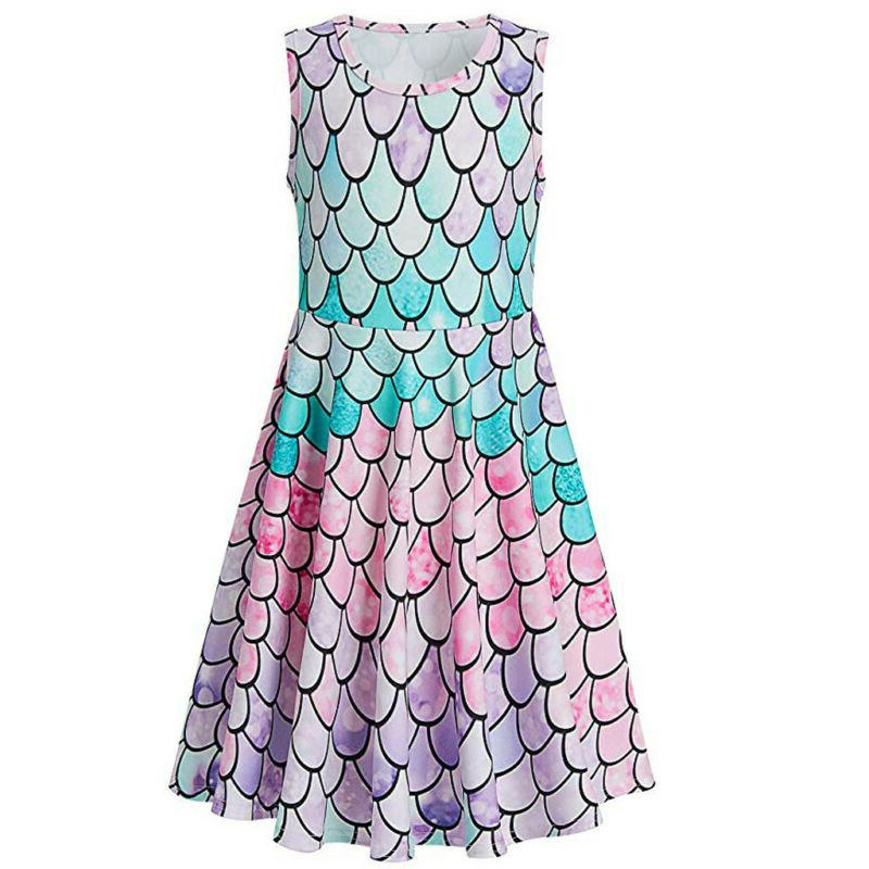 4-13Y Youth Girl Dress Party