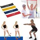 4X Resistance Loop Bands For Men Women Exercise Arm Legs Boo