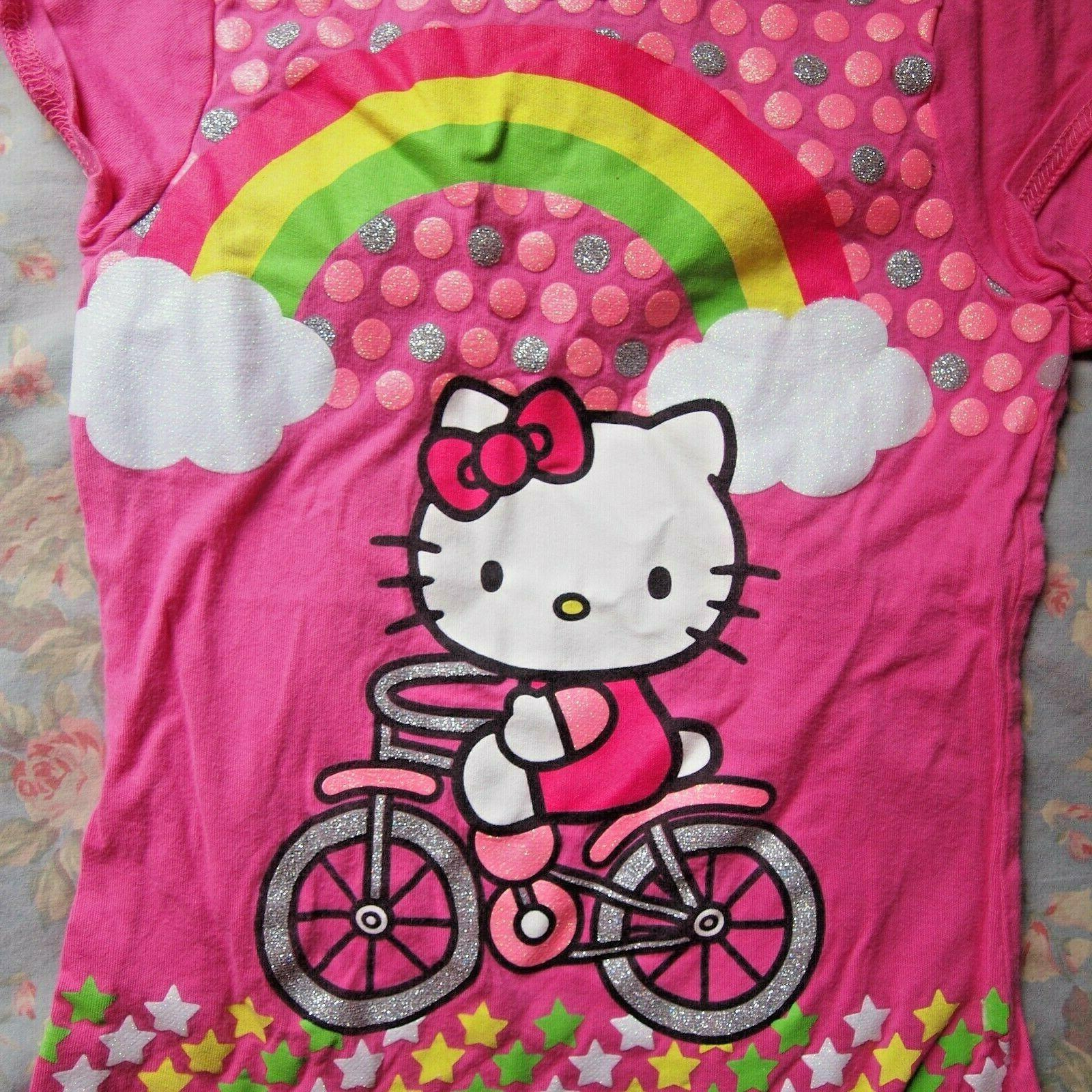 Adorable hello kitty size 6