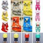 baby boys girls cartoon hoodie coat t