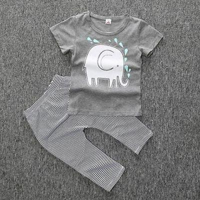 Baby Band T-shirt pants summer clothes 3 /
