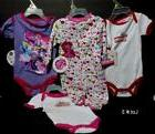 BABY GIRLS CLOTHES LOT #3 MY LITTLE PONY AND