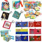 Baby Kids Boys Girls Toys Popular Cloth Book Exquisite Intel