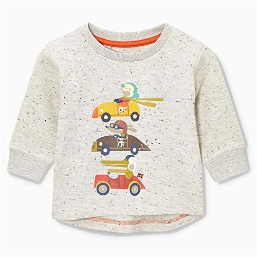 BCVHGD Baby Boys Kids Long Sleeve Tops 2018 Clothing