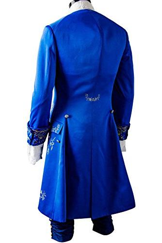 Beast Dan Blue Cosplay Costume Outfit