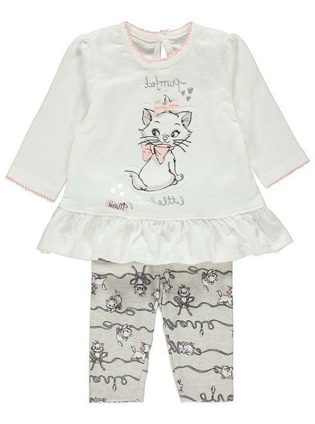 Brand Disney Aristocats Bodysuits Outfit