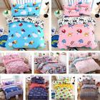 Colorful Cute Cartoon Comfortable Fitted Sheet Full Queen Ki
