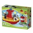 Lego Duplo Town 10591 Fire Boat Building Kit *BRAND NEW IN B