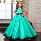Flower Girl Kids Party Pageant Wedding Bridesmaid Dresses Pr