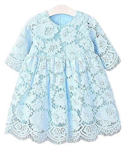 girl baby girl vintage holly floral lace