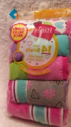 Girls Tagless Breathable Fabric