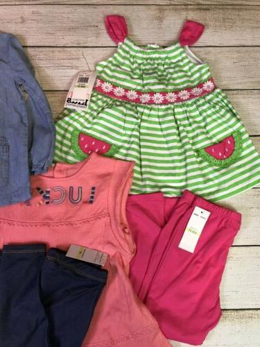Girls Lucky Carters Kids Clothing & Leggings