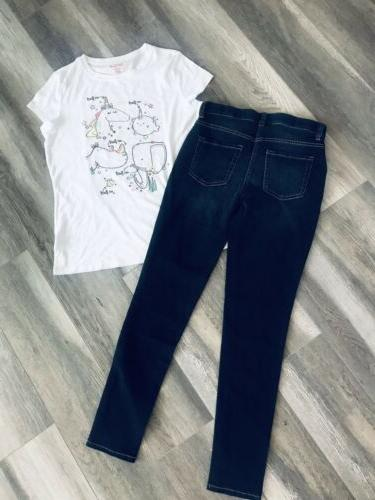 girls clothes size lot Outfits Skinny Jeans,