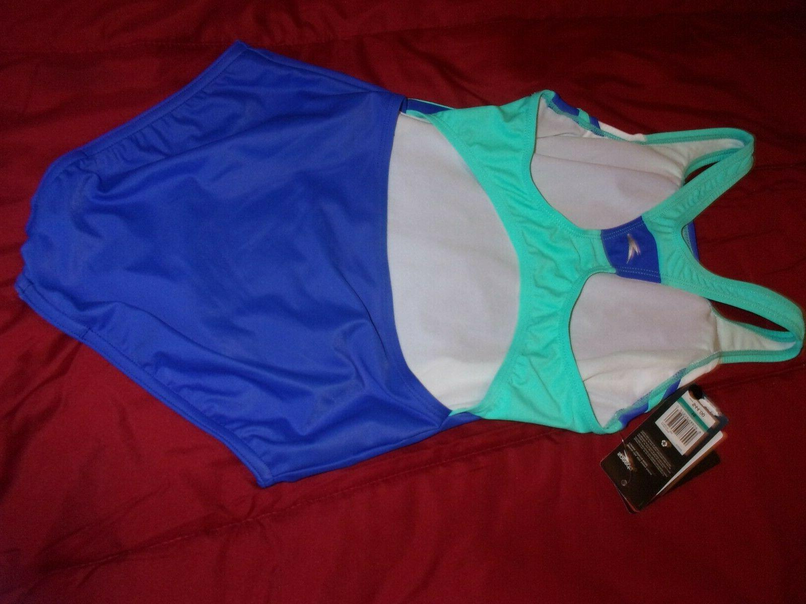 Speedo Girls' Swimsuit 7142076 size 16