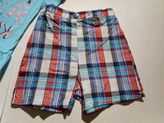 Girls Girls Shorts Shirts Tops to keep 2 PC 5/6-6X