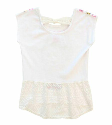 HELLO KITTY 7 8 Bathing Cutout Top, Shorts