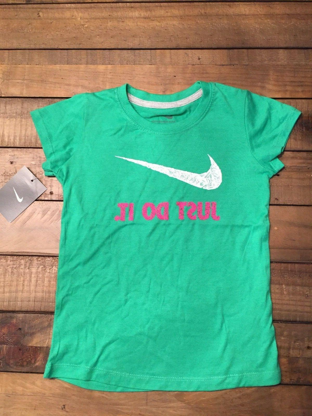 girls tee nwt size 6x great color