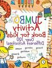Jumbo Activity Coloring Book for Kids Pre-K to First Grade 1