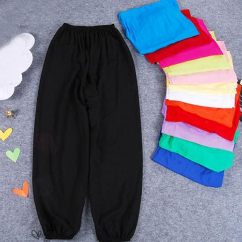 Kids Boys Girls Pants Summer Clothes
