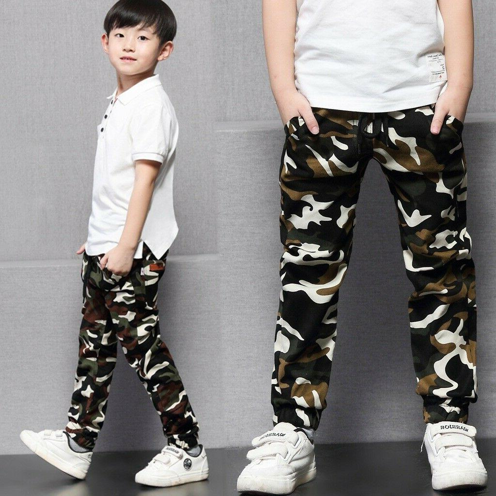 kids boys girls cotton clothing clothes pants
