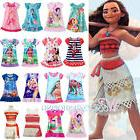 kids girls disney mickey moana princess fancy