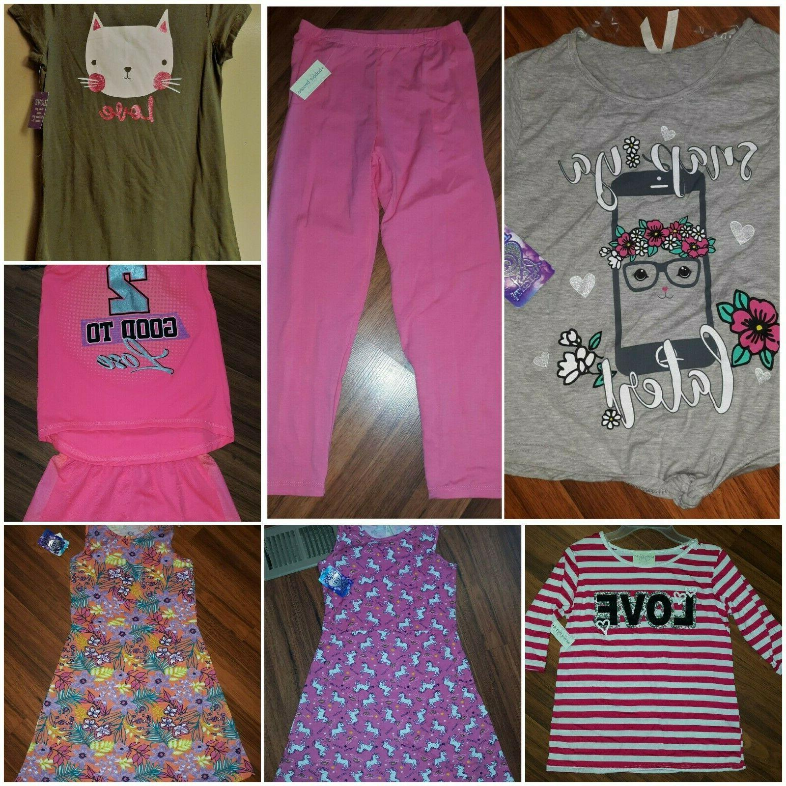 lot of girls clothes size 14 16