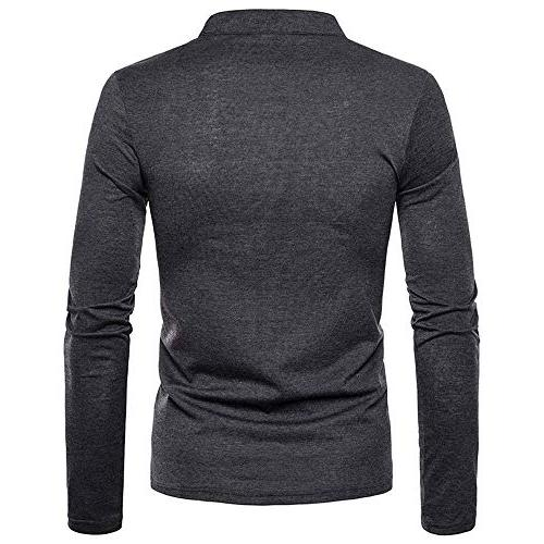 Mens Pullover Sweaters Sleeve